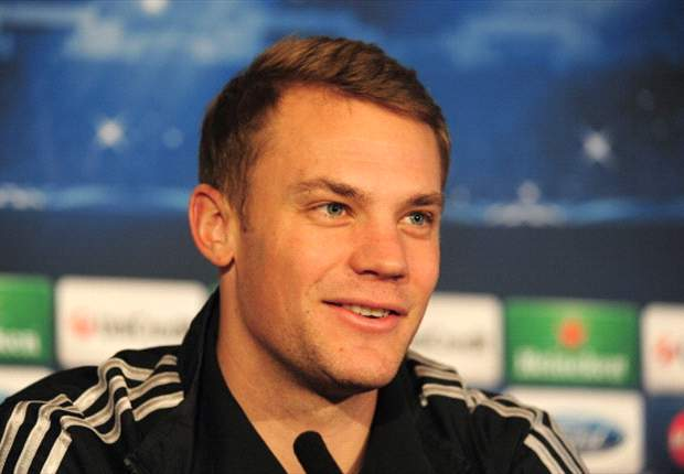 Neuer is thrilled at the prospect of working under new boss Pep Guardiola