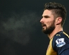 Giroud urges Arsenal to keep focus
