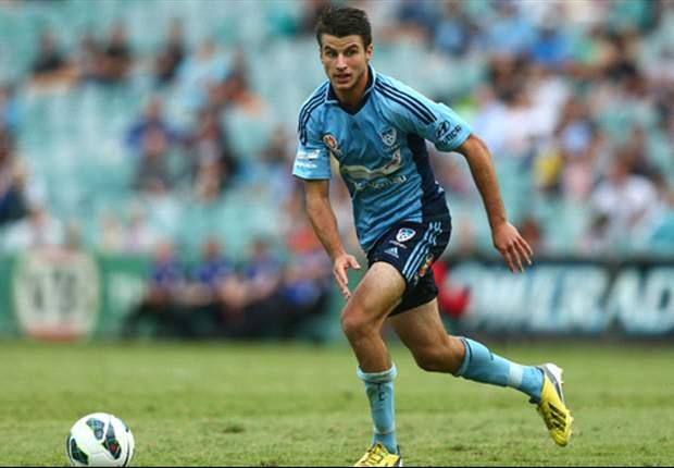 Parma Minati Pemain Muda Sydney FC