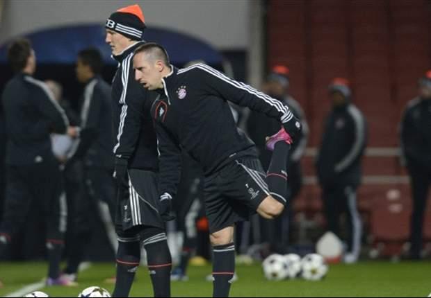 Franck Ribery: Kami Terbiasa Dengan Liga Champions