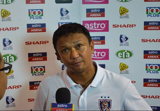 Fandi jubilant after victory over Selangor