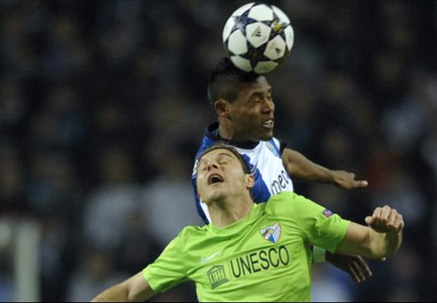 FC Malaga gegen FC Porto: Kann Pellgrinis Elf den Rückstand daheim wettmachen?