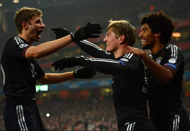 World-class Kroos is Bayern's key to Champions League g