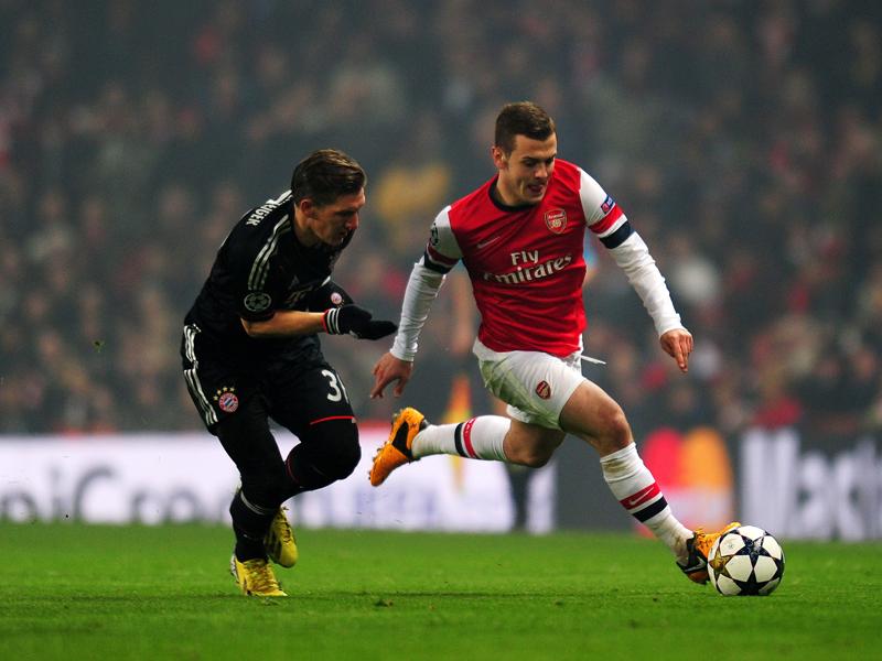 Die wertvollsten Spieler bei Bayern vs. Arsenal