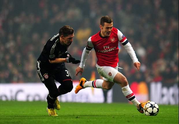 Bastian Schweinsteiger Belum Coret Arsenal