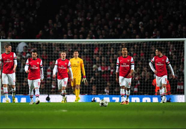 Men against boys: How Bayern taught Arsenal a footballing lesson