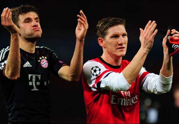 Schweinsteiger ready to avenge Champions League heartbreak