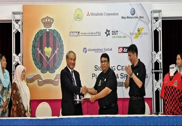 Brunei DPMM announce squad for 2013 S.League