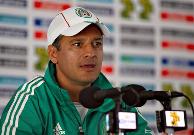 Mexico U-20 boss Almaguer: Jamaica is what we would expect