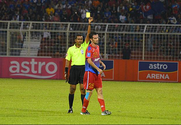 Del Nero to stay at JDT for two more matches