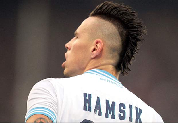 Napoli still vying for Serie A title, insists Hamsik