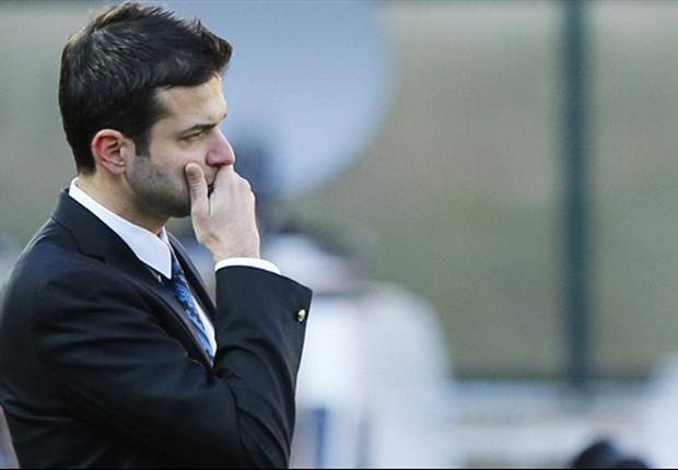 Stramaccioni admits Milan are favourites