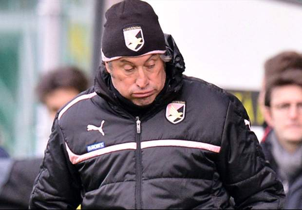 Palermo recall Gasperini for shock return after Malesani exit