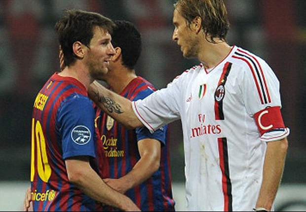 Milan-Barcelona: Sigue en vivo la Champions League