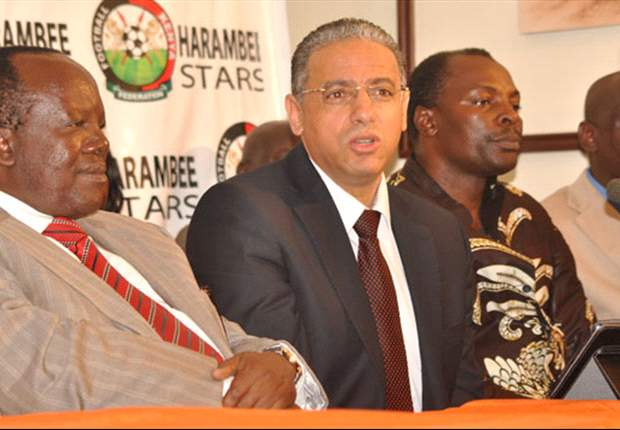 Kenya finally unveil Belgian Adel Amrouche as Harambee Stars head coach