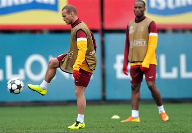 "Sneijder: ""Rouw niet om United-transfer"""