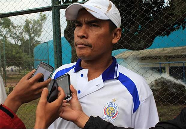 PSMS LPIS Tak Jelas, Abdulrahman Gurning Balik Ke Arema IPL