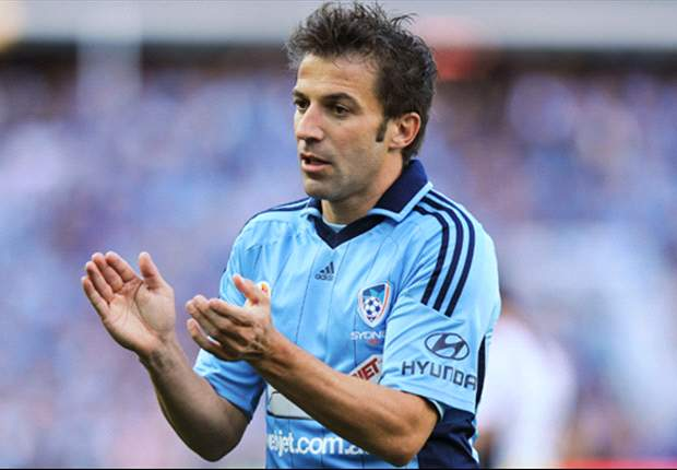 Del Piero, Ono lead way in A-League All-Star voting