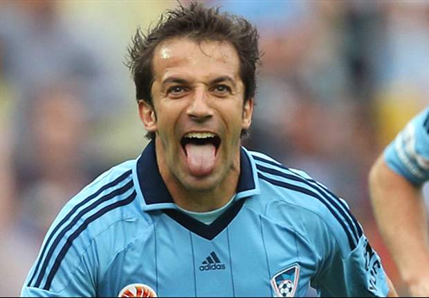 Del Piero turns down Ajaccio