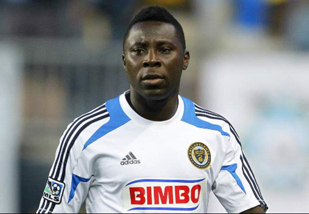 Freddy Adu on trial at AZ Alkmaar