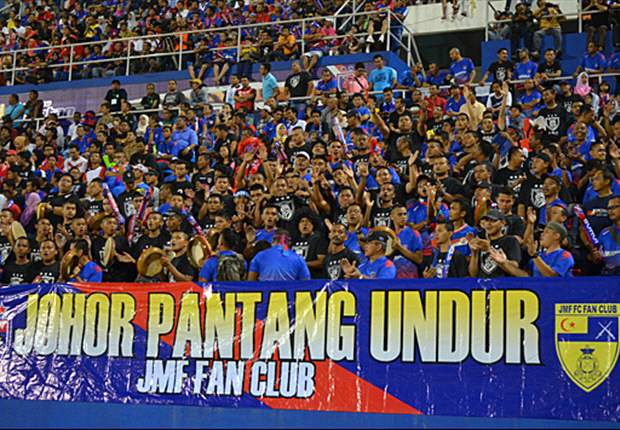 Blood in and blood out for JDT, one more to go for Pahang