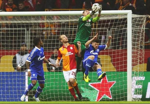 Schalke Curi Gol Tandang Di Galatasaray