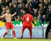 Norwich 4-5 Liverpool: Lallana late
