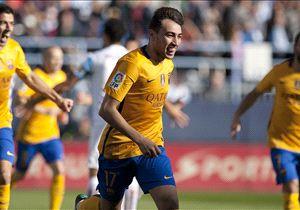 Valencia gana a Barcelona en el partido de la vergüenza en Mestalla en la Copa del Rey