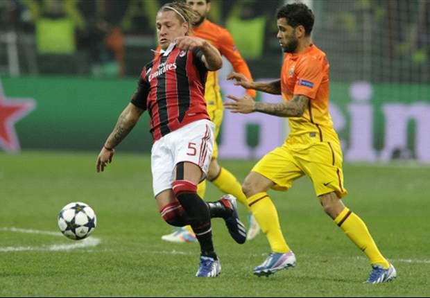 """Mexes ricorda che il Milan è solo a metà dell'opera: """"C'è ancora il ritorno, non abbiamo vinto la Champions"""""""