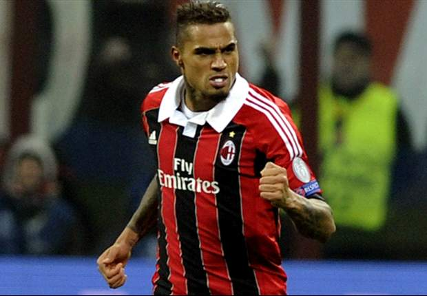 AC Milan 2-0 Barcelona: Boateng and Muntari leave Catalans on brink
