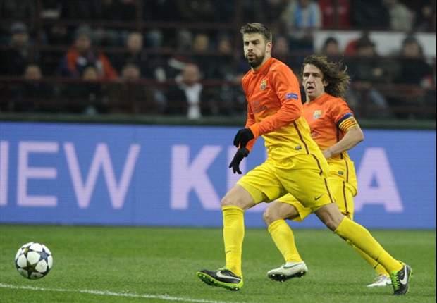 """LdC, Barcelone - Puyol : """"Nous savons à quoi nous attendre"""""""