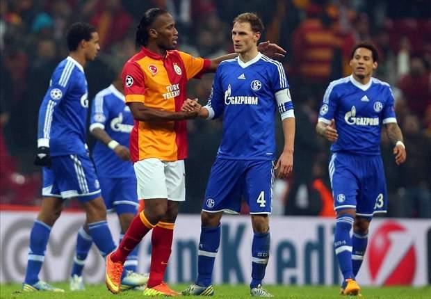 La UEFA desestima el recurso del Schalke 04 contra el Galatasaray