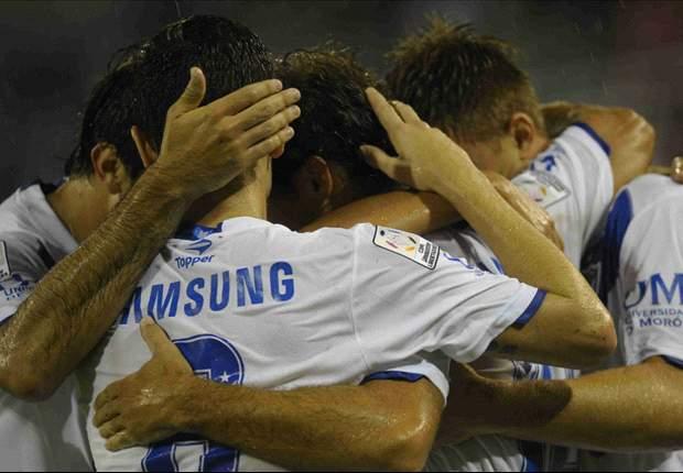 Vélez busca la clasificación en Chile