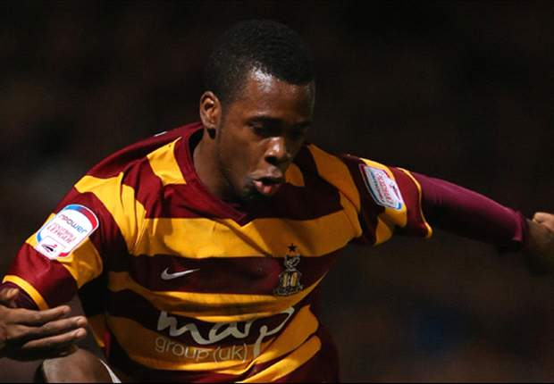Bradford striker Hines sets sights on Premier League return