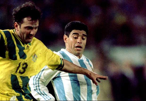 Old Soccer: Durakovic on blood, sweat and Maradona
