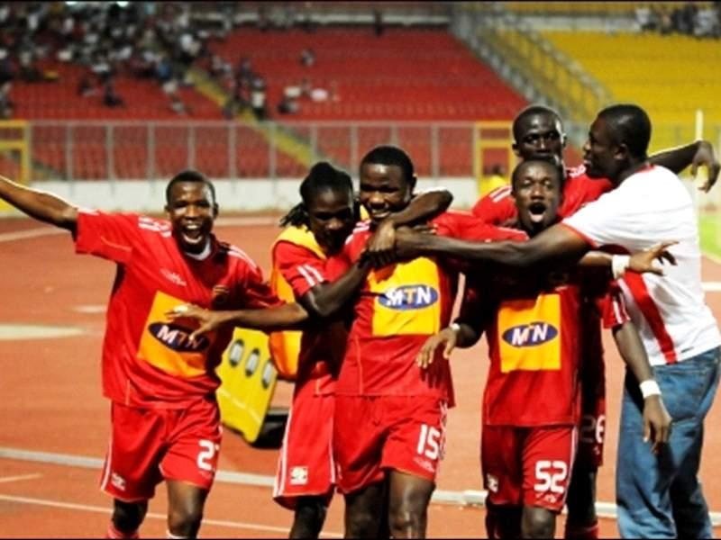 Asante Kotoko - New Edubiase Preview: The defending ...