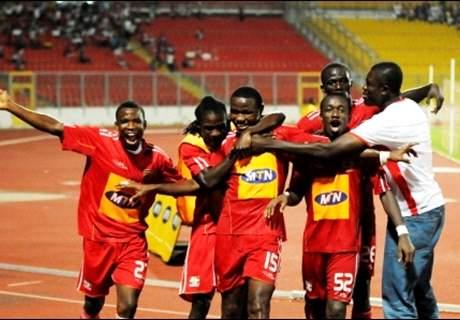 Akuffo names his dream XI