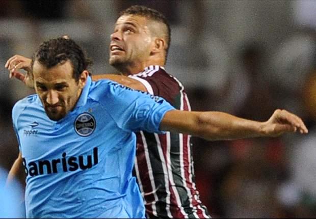 Gremio y el peso de sus refuerzos golean al Fluminense