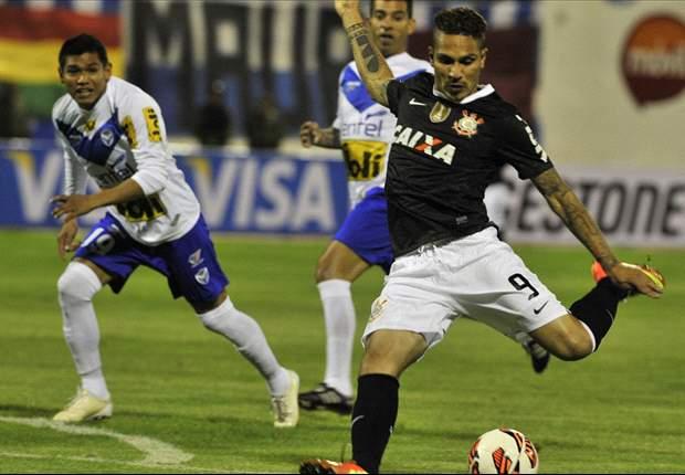 San José 1-1 Corinthians: Em sua estreia na Libertadores, o alvinegro garante um ponto