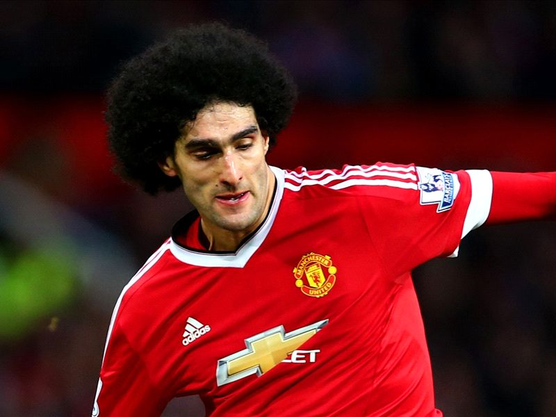 TEAM NEWS: Fellaini starts for Manchester United's Europa League clash with Liverpool
