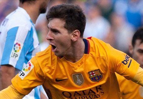REPORT: Malaga 1-2 Barcelona