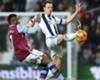 West Brom 0-0 Villa: Unbeaten run