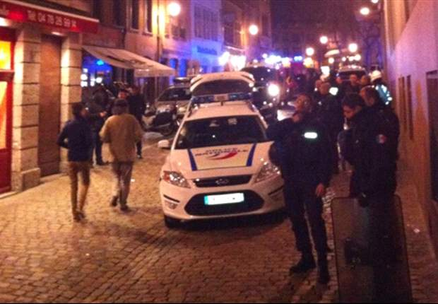 Three Tottenham fans taken to hospital following attack in Lyon bar