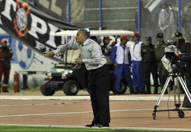 Libertadores:Tite chora e diz que trocaria bi mundial pela vida do torcedor