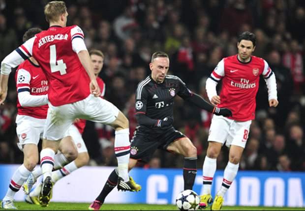 """ALL - Ribéry : """"Le meilleur Bayern que je connais"""""""