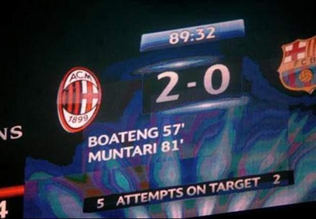 KARTUN: Milan Tendang 'Tim Terbaik Dunia'