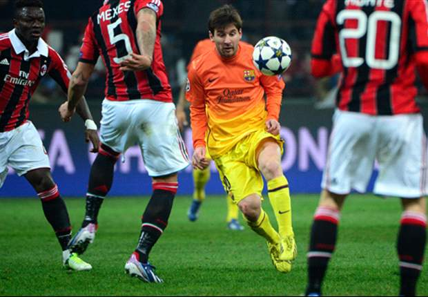 Messi não marcaria mais de 30 gols na Itália, diz Van Bommel