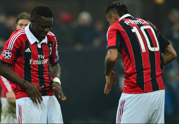 Muntari: Milan still believe in second place
