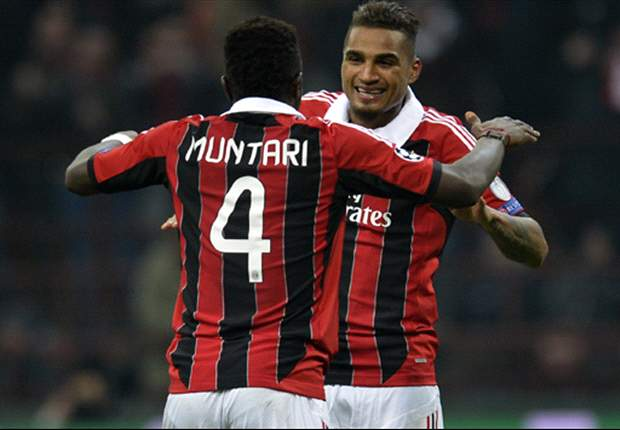 Ayew, Muntari and Boateng to feature in top European derbies on Sunday night