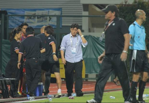 Home and DPMM coaches both happy with their team's efforts